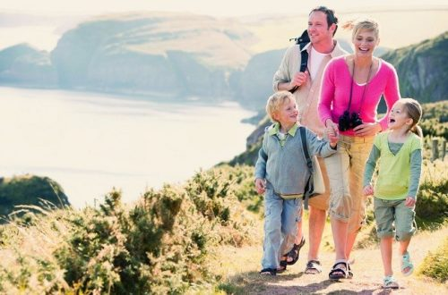 Праздники и путешествия с детьми